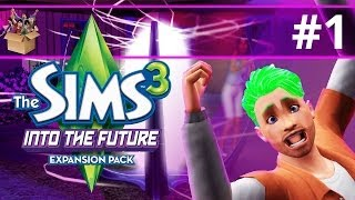 Let's Play The Sims 3 - Into the Future - Part 1
