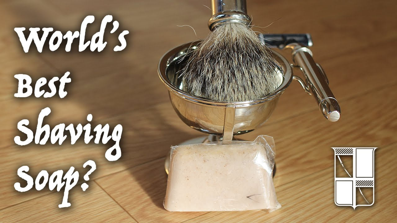 The World S Best Shaving Soap The Gentleman S Club Youtube