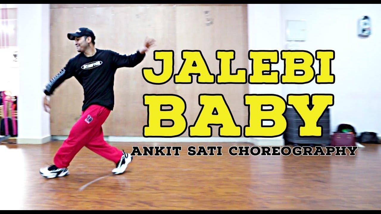 Jalebi Baby by Tesher   Dance Choreography   Ankit Sati