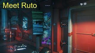 Trobada amb Ruto