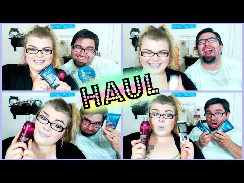 Haul: The Body Shop Skincare For Men and Women