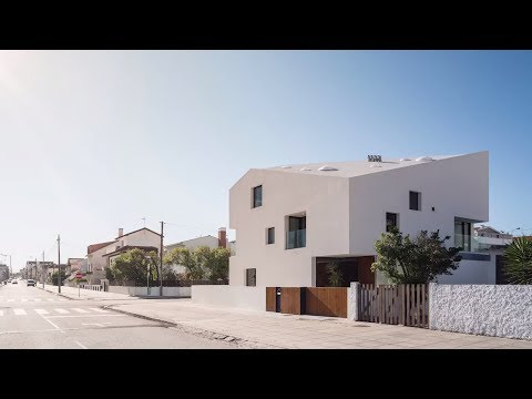 Portugal's Vision for Contemporary Architecture - Lousinha Arquitectos