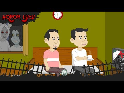 Antena TV#Pocong Tertimpa#Mulkidi Sial#Horor Lucu Episode 15