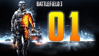 Battlefield 3: - Mission 1 - Semper Fidelis & Operation Sword Breaker [1080p 60FPS]