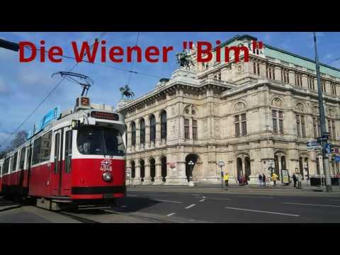 Wien Straßenbahn (TW E1, E2; BW C3, C4, C5), 06.-08.03.2017