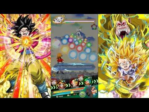 Dokkan Battle Doing 99999999 Damage Without Mods!
