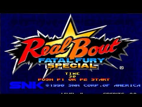 R.B.Fatal Fury Special - 王者丶荣耀 VS greetxbox