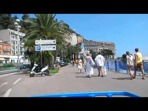 Promenade des Anglais - Nice - France