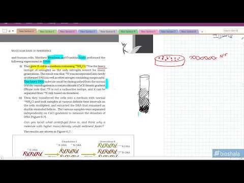 Chapter 6: Molecular basis of inheritance (NCERT level/ HINDI) Part 3 thumbnail