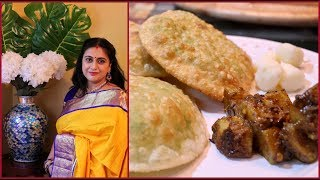 Ashtami Special  Veg. Dinner (Vlog) 2018  | Indian (NRI) Housewife | Simple Living Wise Thinking