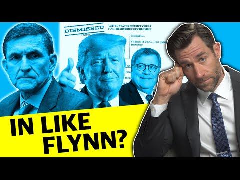 DOJ Dismisses Flynn? Not So Fast.  (LegalEagle's Law Review)