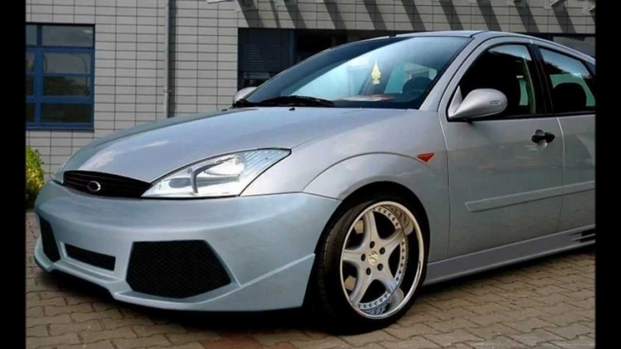 ford focus tuning body kit youtube. Black Bedroom Furniture Sets. Home Design Ideas