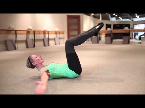 Move of the Week: Pilates Series of Five