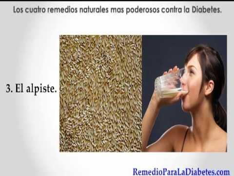 curas naturales para la diabetes tequila