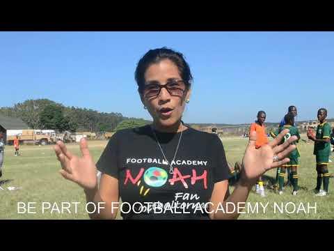 Football Academy Noah - Mtubatuba /South Africa 2017
