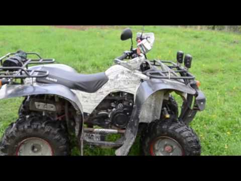 Квадроцикл Avantis Hanter 200.Обзор и отзыв.