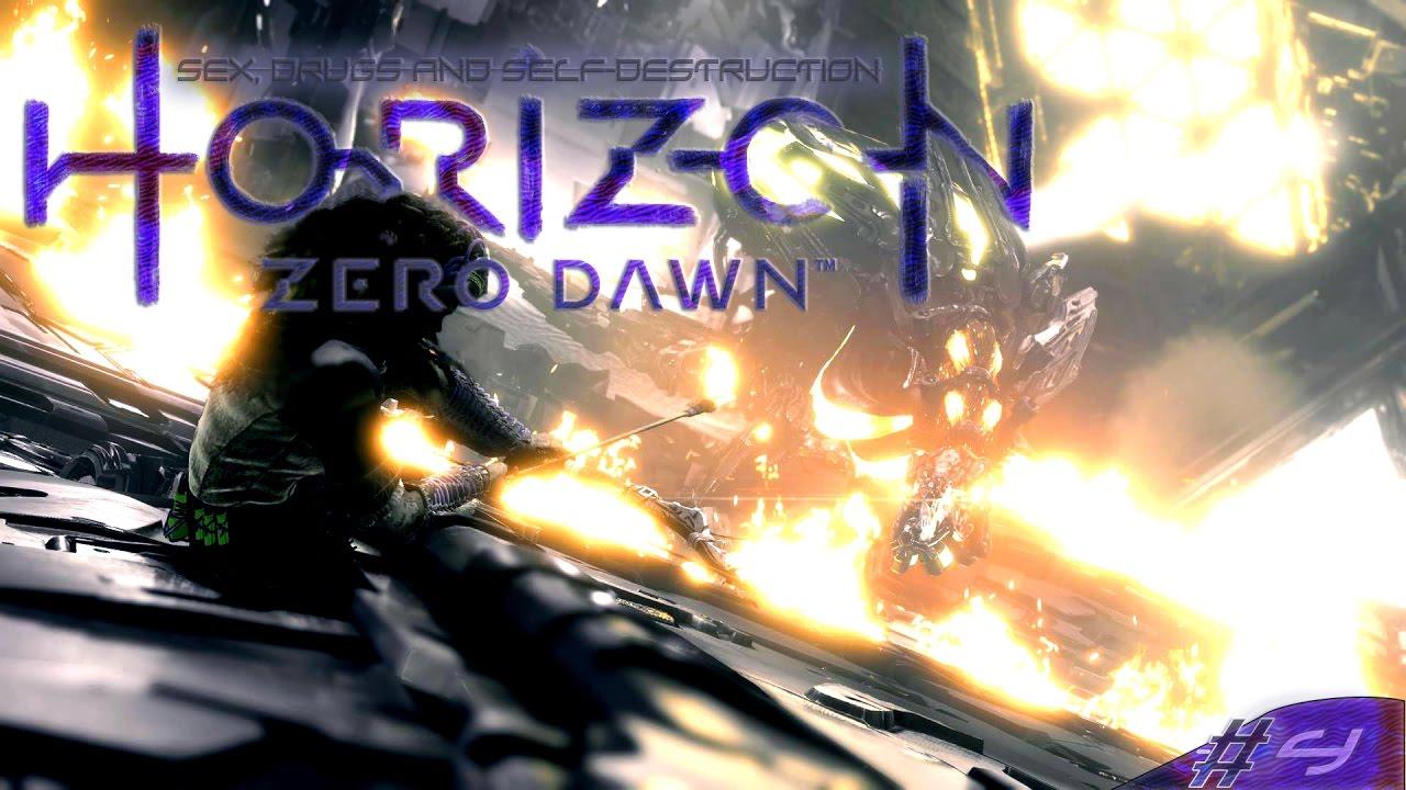 Sex, Drugs and Horizon Zero Dawn Live - Chapter Four