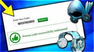 *MAY*ALL WORKING PROMO CODES ON ROBLOX 2019! (NEW) ROBLOX PROMO CODE-2 (NOT EXPIRED) ROBLOX