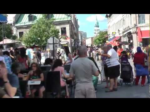 Montreal's Old Port/Vieux Port, Canada Day,July 1st 2012 - [ Full HD 1080p ] By Durachiu