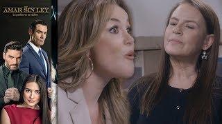 Resumen: ¡Susana se enfrenta a Tatiana! | Por amar sin ley II - Televisa