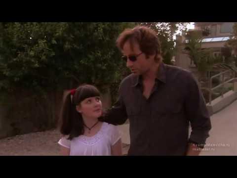 Californication, S01e05 :разговор с беккой/talk With Becca