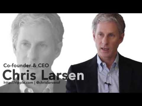 [SV Startups 100] Ripple Co-founder & CEO Chris Larsen Interview
