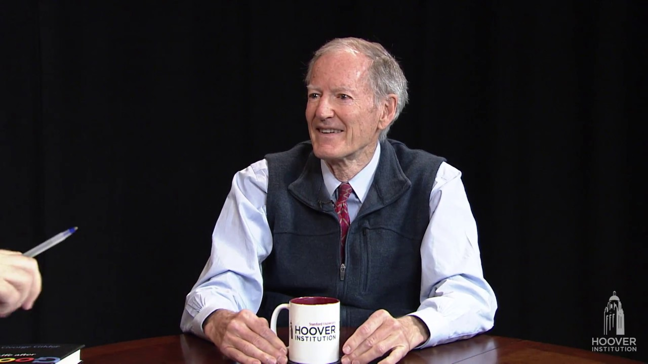 George Gilder: Forget Cloud Computing, Blockchain is the Future