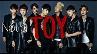 BTS ff | Not a TOY ep. 1 *read description*
