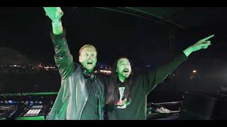 MUSIC MEANS LOVE FOREVER - Steve Aoki & Armin van Buuren