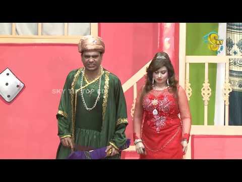 Qaiser Piya and Naseem Vicky New Pakistani Stage Drama Clip 2018 | Pk Mast