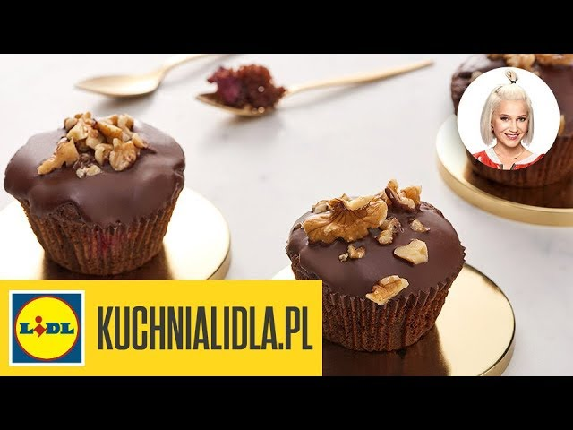 Muffiny Z Wisniami Daria Ladocha Kuchnia Lidla Youtube