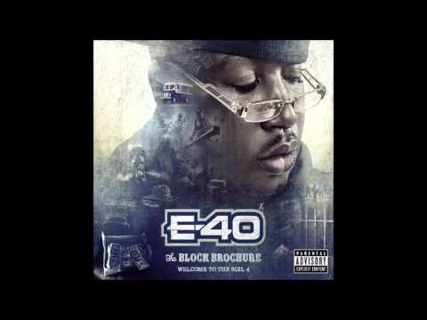 E 40   Yellow Gold  Bass Boosted  Clean