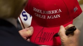 How Donald Trump's hat became an icon