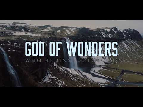 GOD OF WONDERS - Adam & Megan Morgan