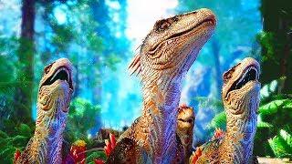 ARK PARK Gameplay Trailer (2017) Dinosaurs Game