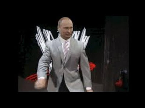 Vladimir Putin Entrance Wwe 2k16 John Cena Entrance Youtube