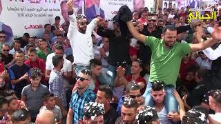 الفنان مصطفى الخطيب دحية العريس مصعب حسين   دير الحطب 2017HD  تسجيلات الجباليJR