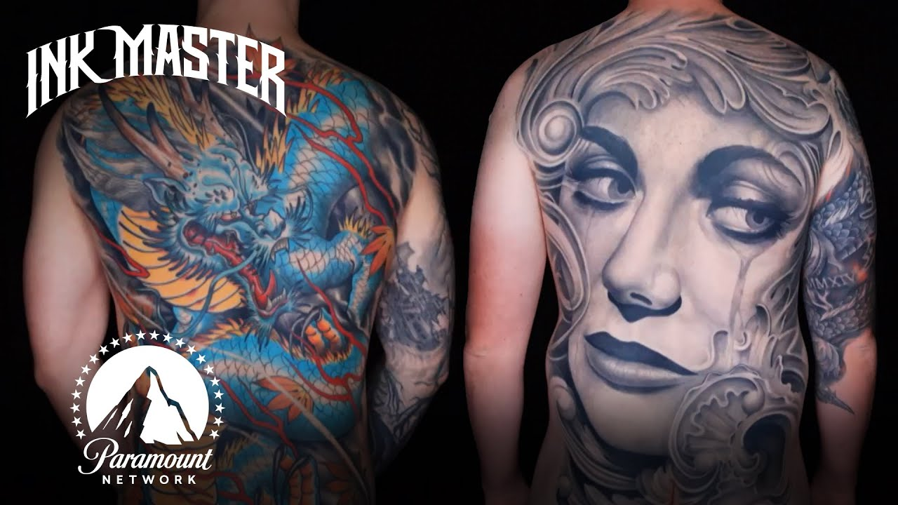 Download Best Tattoos of Ink Master (Season 9) | Two 35 Hour Tattoos?!
