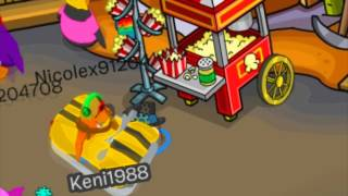 El Taxi Club Penguin