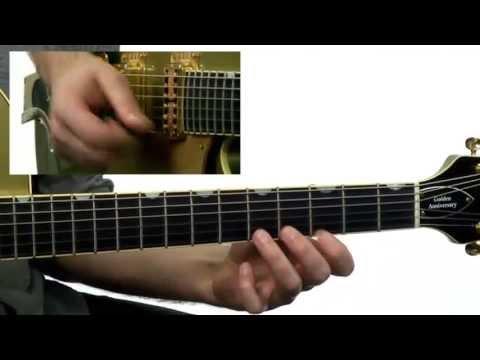 1-2-3 Rockabilly – #31 Swing Solo – Guitar Lesson – Jason Loughlin