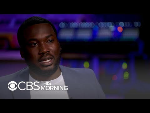 """Meek Mill talks life on probation: """"I couldn't go get my son from school"""""""