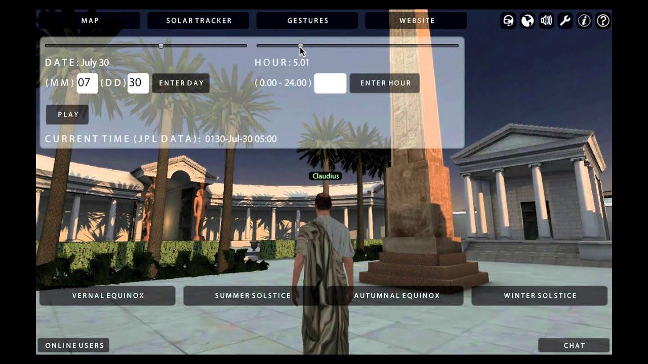 Virtual Hadrian 39 S Villa Walkthrough Youtube