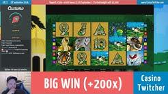 Adventure Palace - BIG WIN - Bet size: €0.90