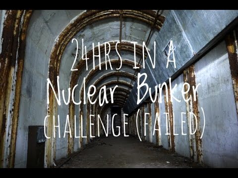 24hrs IN DORKING + ABANDONED NUCLEAR BUNKER ATTEMPT