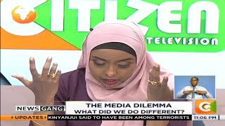 NEWS GANG | The media dilemma during the dusit D2 attack