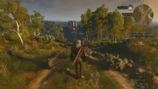 The Witcher 3 : Traque Sauvage une vidéo à la GDC