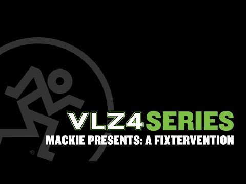 Mackie VLZ4 Mixers: A Fixtervention