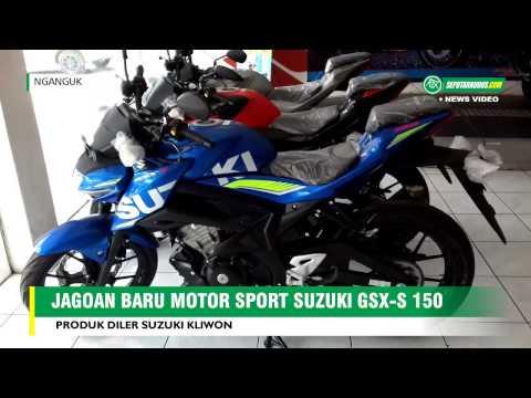 SUZUKI GSX S 2017 - Diler Suzuki Kliwon Kudus