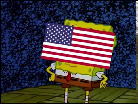 The Cold War, represented with Spongebob (THANK YOU FOR 1000 SUBSCRIBERS!!)