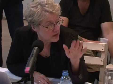 Martha Rosler's Lecture